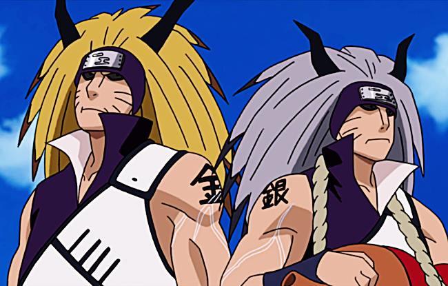 ¿Por qué Naruto tiene bigotes que otros Jinchuriki no tienen?
