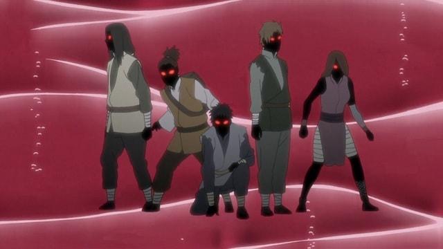 Clanes más fuertes de Naruto. Clan Chinoike