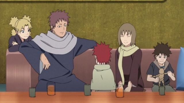 Clanes más fuertes de Naruto. Clan Kazekage
