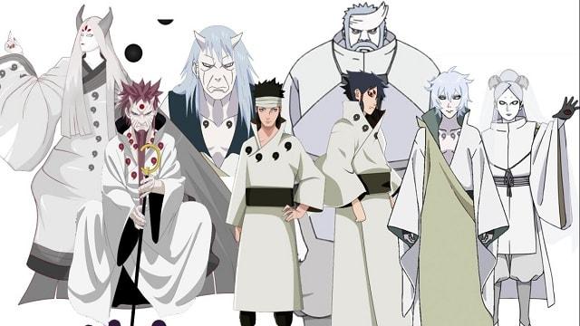 Clanes más fuertes de Naruto. Clan Otsutsuki