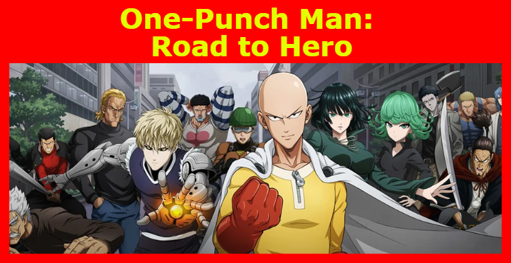 One-Punch Man: Road to Hero se lanza hoy