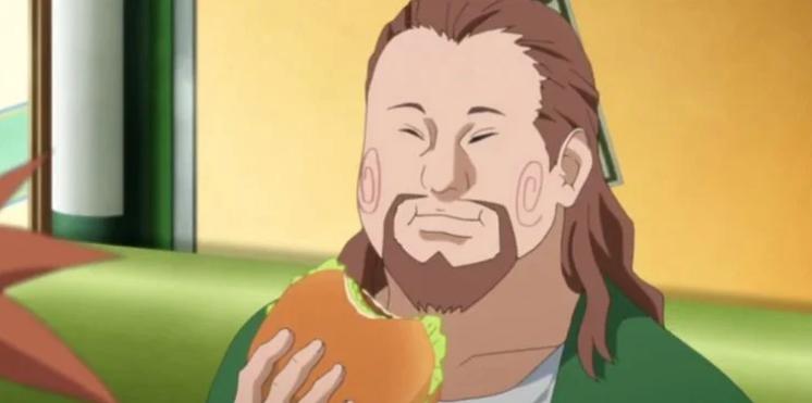 Padres mejor que Naruto. Choji