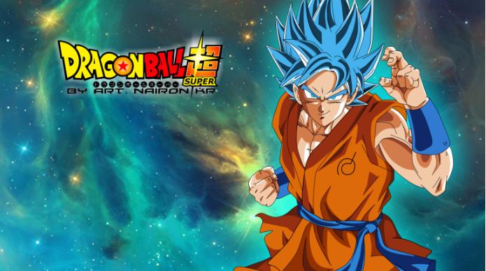 Los 15 personajes de anime más populares.Goku