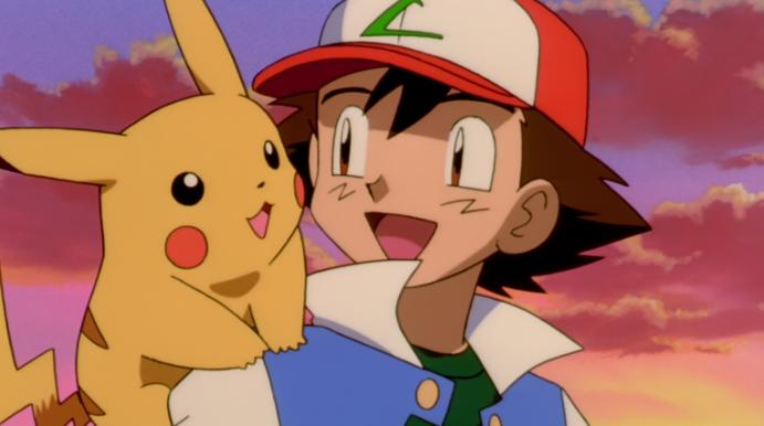 Los 15 personajes de anime más populares. Ash Ketchum