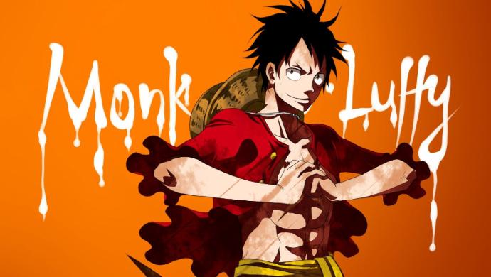 Los 15 personajes de anime más populares. Monkey D. Luffy