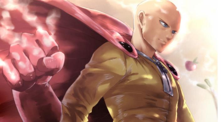 Los 15 personajes de anime más populares. Saitama