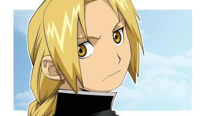 Los 15 personajes de anime más populares. Edward Elric