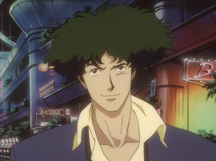 Los 15 personajes de anime más populares. Spike Spiegel