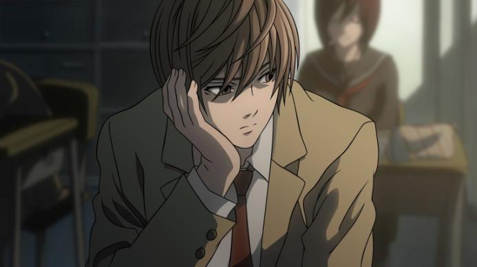 Los 15 personajes de anime más populares. Kira (Light Yagami)