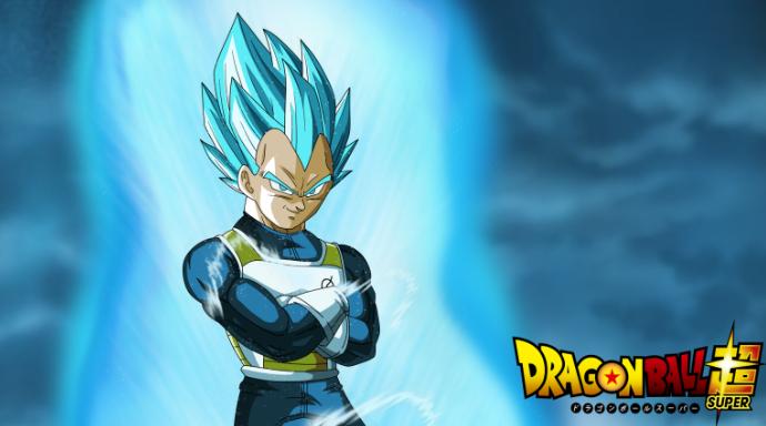 Los 15 personajes de anime más populares. Vegeta