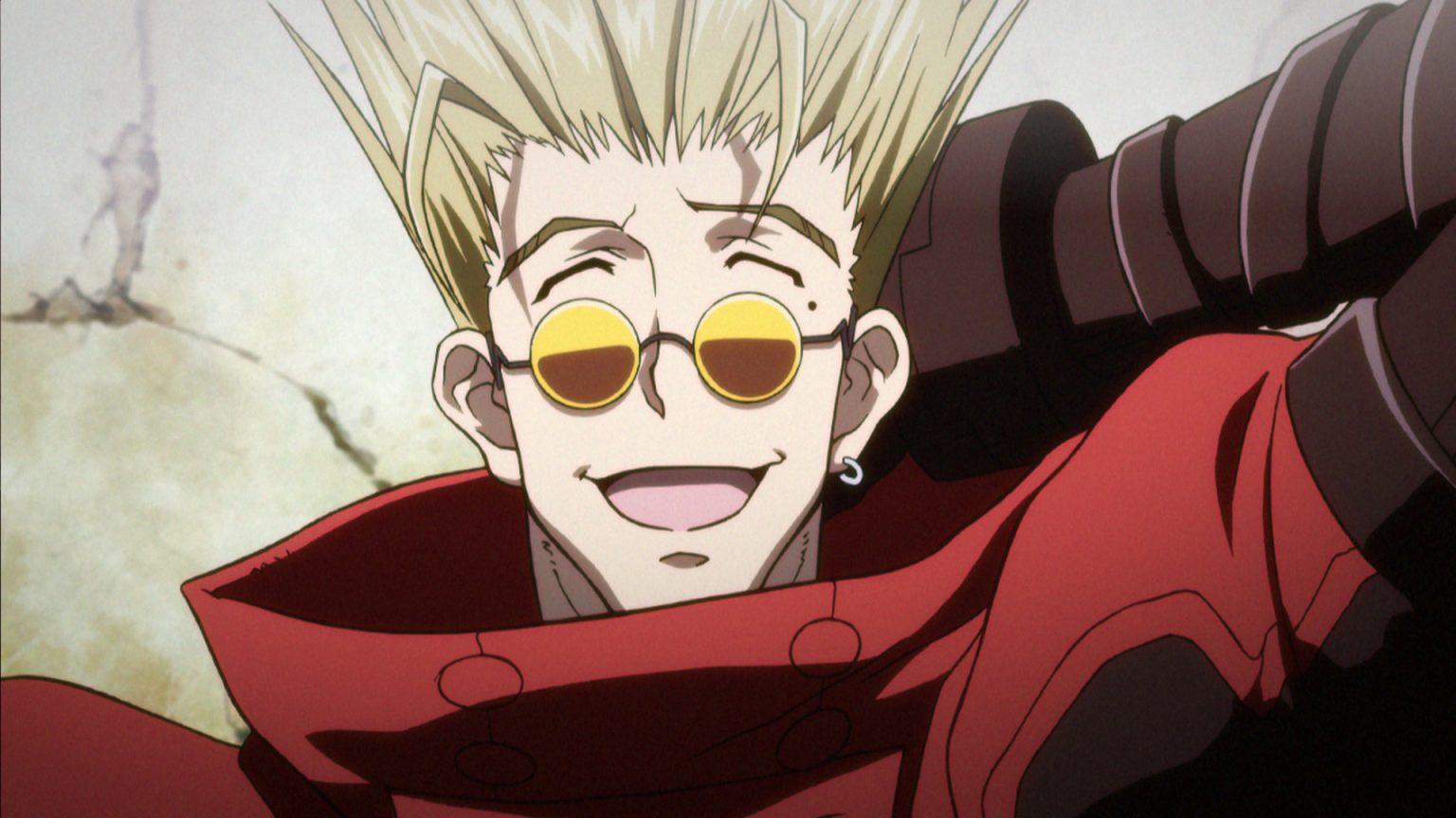 Los 15 personajes de anime más populares. Vash the Stampede