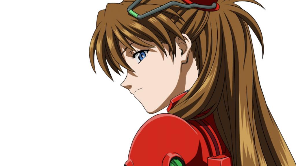 Los 15 personajes de anime más populares. Asuka Langley Soryu