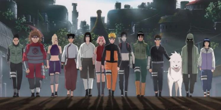 Peliculas Naruto