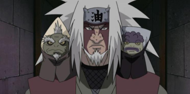 ¿Cómo se convirtió Jiraiya en el sabio del sapo?
