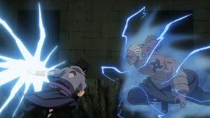 Ocho maniobras narrativas de Naruto que lo hacen sea increíble. sasuke_vs_the_raikage_anime