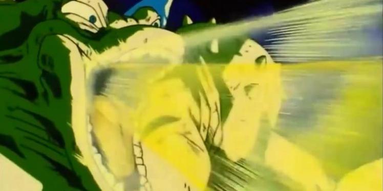 15 peleas más rápidas en Dragon Ball