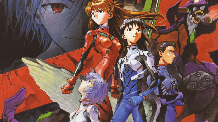 Mejores animes de los 90. Neon Genesis Evangelion
