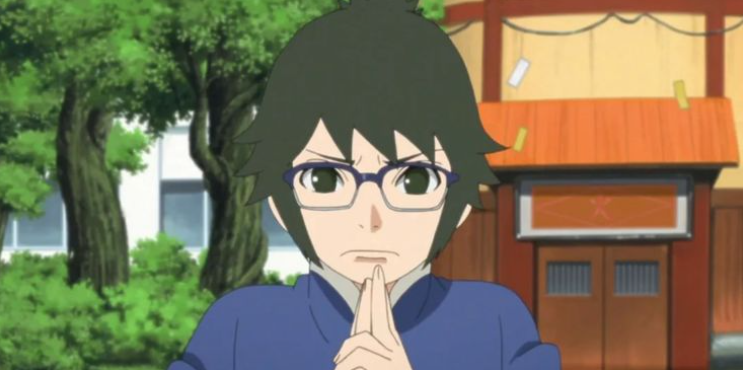 El anime de Boruto tiene 2 versiones del mismo personaje
