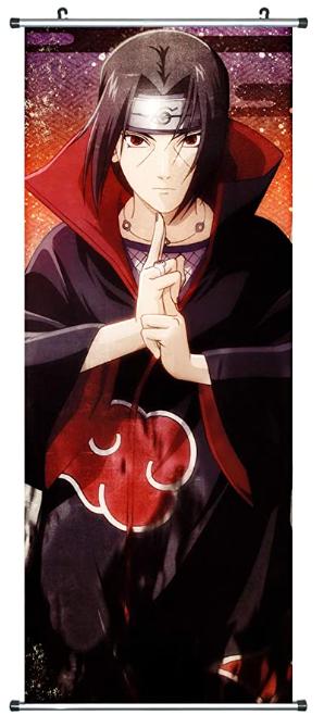 CoolChange Kakemono/Poster de la Serie Naruto 2020