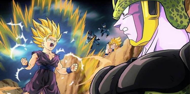 Dragon Ball: las 15 mejores transformaciones. GOHAN SE CONVIERTE EN SUPER SAIYAN 2