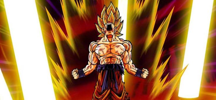 Dragon Ball: las 15 mejores transformaciones. GOKU SE CONVIERTE EN SUPER SAIYAN