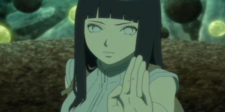 Â¿Es Hinata parte del linaje Otsutsuki?