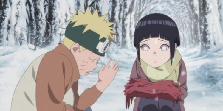 Hinata tiene habilidades especiales que Naruto no tiene