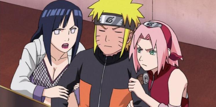 Sakura merece a Naruto, no a Hinata