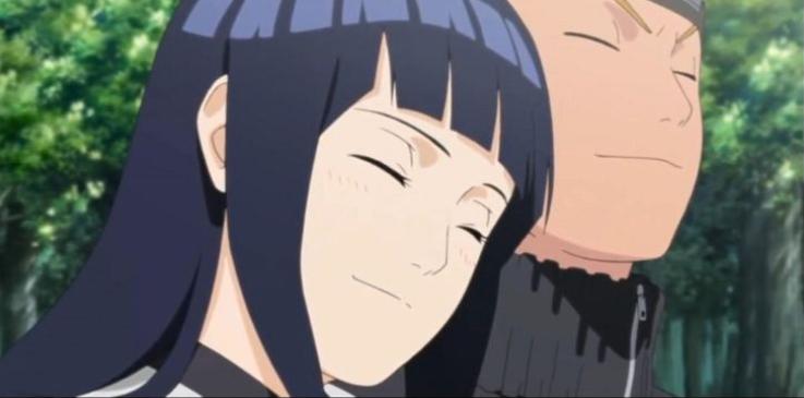 Ella se sometió a Naruto por su amor por él