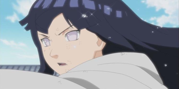 Hinata es más fuerte que Hinabi